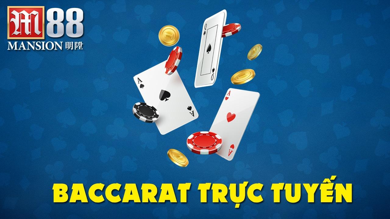 cách chơi Baccarat trực tuyến