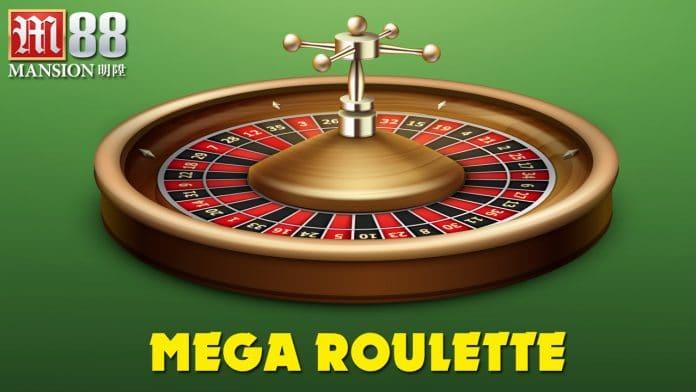 cách chơi Mega Roulette