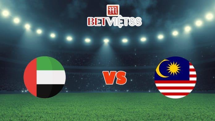 soi kèo UAE vs Malaysia