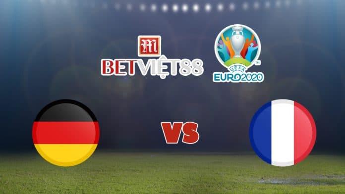 soi kèo Đức vs Pháp