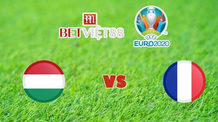 soi kèo Hungary vs Pháp