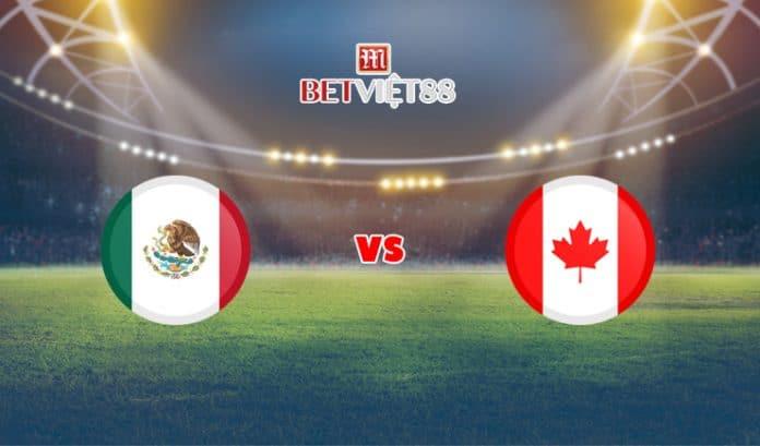 Soi kèo bóng đá trận Mexico vs Canada - 30/07/2021