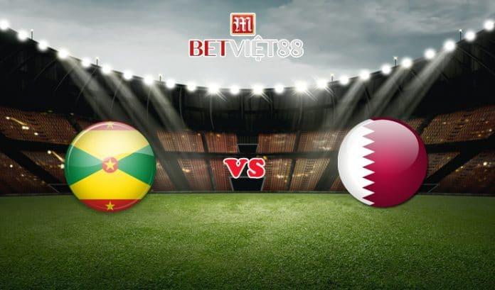 Soi kèo tỷ số bóng đá trận Grenada vs Qatar - 18/07/2021