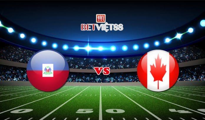 Soi kèo tỷ số bóng đá trận Haiti vs Canada - 16/07/2021