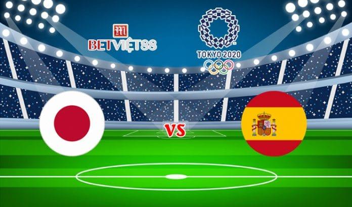 Soi kèo bóng đá trận U23 Nhật Bản vs U23 Tây Ban Nha - 03/08/2021